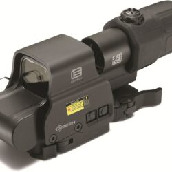 EOTech HHS-GRN Holographic Hybrid Sight, Green EXPS2-0GRN with G33 Magnifier