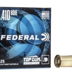 Federal Premium Top Gun .410 Bore Shotshells 410 7 1/2 TGS41214-7.5 **FREE SHIPPING FOR 3+ CASES**