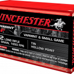 Winchester VARMINT LF .22LR 26 grain Tin Hollow Point X22LRHLF – 50 Rounds per Box