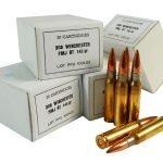 Prvi Partizan Ammunition 308 Winchester 145 Grain Full Metal Jacket FMJ BT White Box – 200 Round Sealed Pack