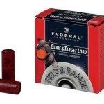 Federal Field & Range 20ga 2.75″, 7/8 oz #8 Shot