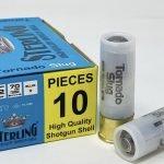 Sterling 12 Gauge 2-3/4″ 1-5/32oz Competition Series Tornado Slug (10 Round Boxes)