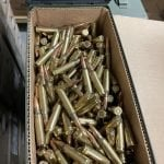 Bullets 1st 7.62×51 / 308 M80 147gr Lake City FMJ – 500 Round Ammo Can