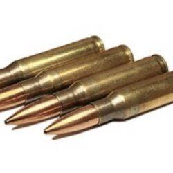 Bullets 1st 7.62×51 175 Gr. Sierra Match King M118 Long Range M118LR – 125 Rounds